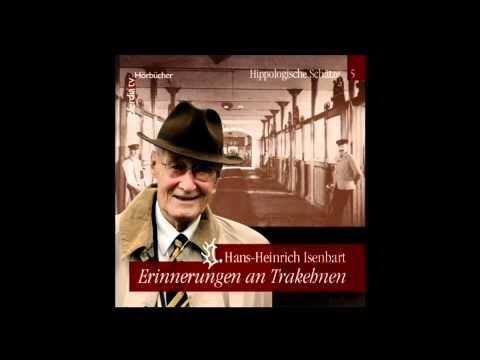 Hörbuch: Erinnerungen an Trakehnen