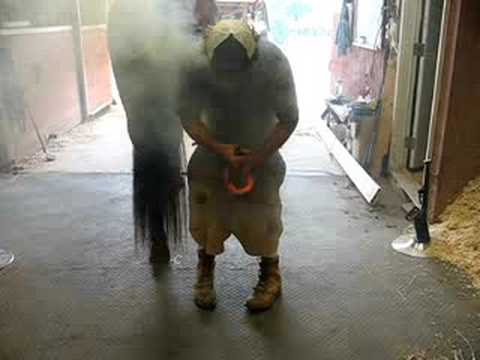 Hot Shoeing Video 2