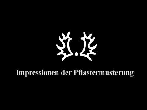 Impressionen der Pflastermusterung – Trakehner Hengstmarkt 2012