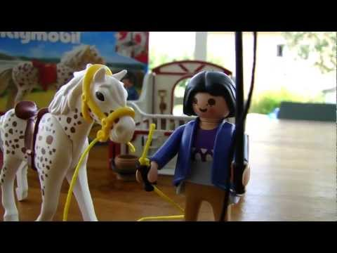 PLAYMOBIL Film Equitation