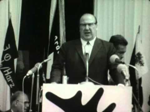 Bundestreffen der Landsmannschaft Ostpreußen in Düsseldorf 1966 (Teil 3)