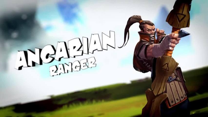 Sacred Citadel: Charakter-Trailer