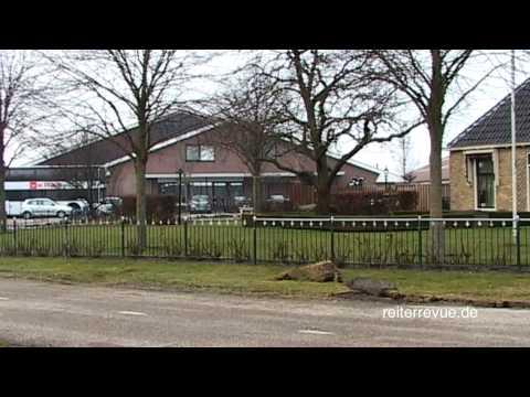 Zu Hause bei Wunderpferd Totilas und anderen niederländischen Gestüten
